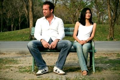 Unhappy couple © nuttakit | freedigitalphotos.net