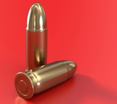 Bullets © Idea go   freedigitalphotos.net