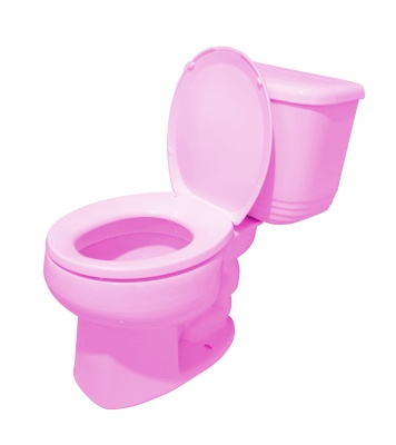 Pink Toilet © Keerati | freedigitalphotos.net