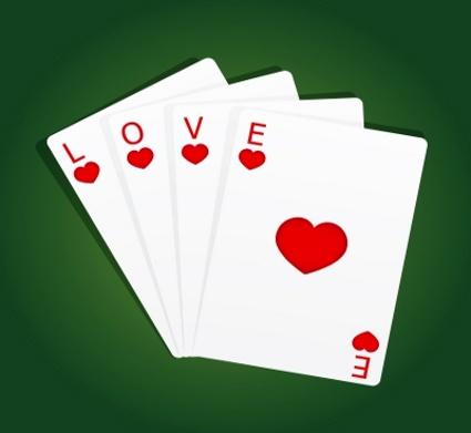 4 hearts © ponsuwan | freedigitalphotos.net