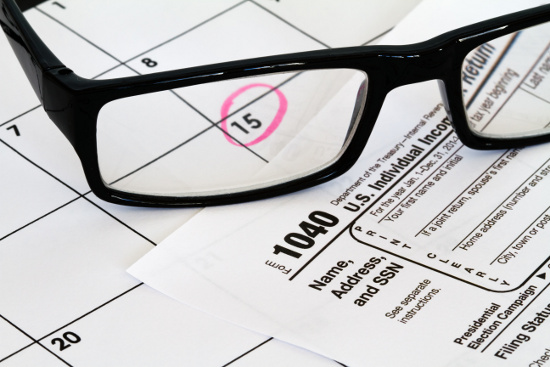 Tax forms © Mariusz Blach   dollarphotoclub.com