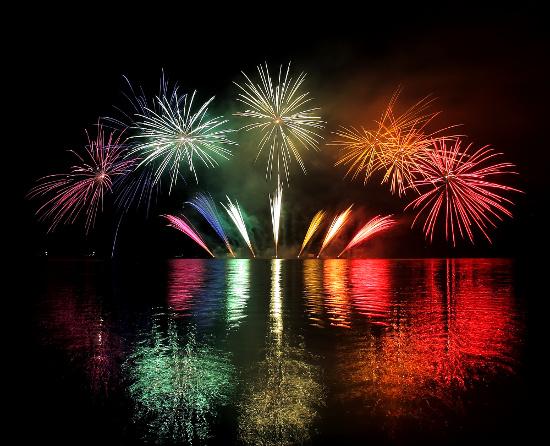 Fireworks © patrikslezak   dollarphotoclub.com