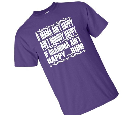 Funny t-shirt © Go All Out Screenprinting