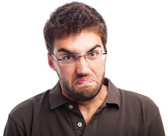 Grumpy Man © asierromero | dollarphotoclub.com