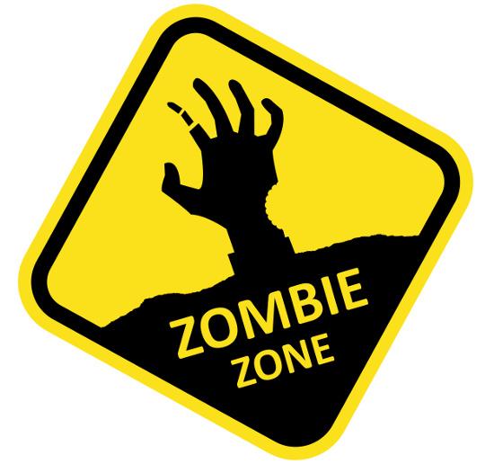 Zombie Zone © familyf | dollarphotoclub.com