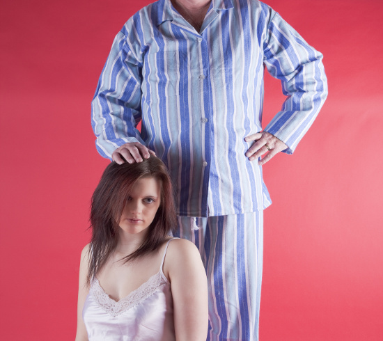 Submissive wife © cristinev | stock.adobe.com