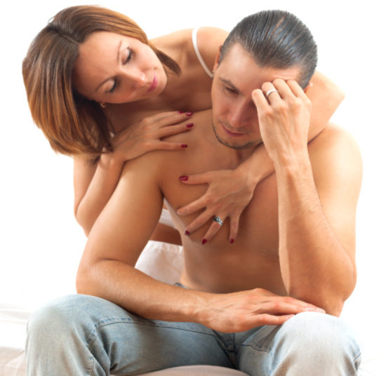 Sex and the Stressed or Depressed Husband